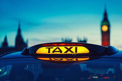 Такси Круиз Уфа