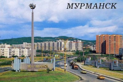 Такси в Мурманске