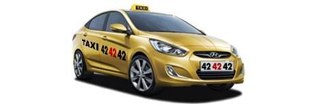 Такси 424242 в Иваново