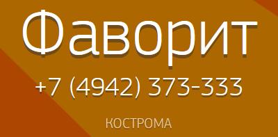 Такси Фаворит в Костроме