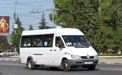 маршрутки Саратова