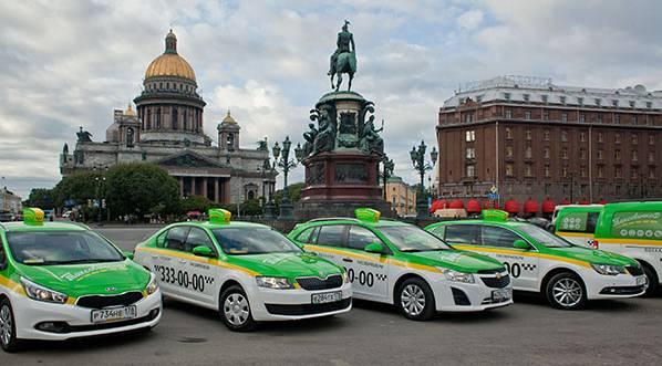 такси Таксовичкоф в СПб