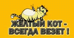 Такси Желтый кот в Коломне